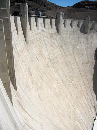 Hoover Dam - Construção