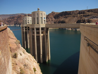 Hoover Dam - Lake Mead