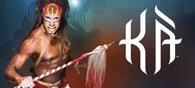 Ingressos para Cirque du Soleil KA