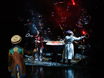 Ingressos para Cirque du Soleil Love - Atores