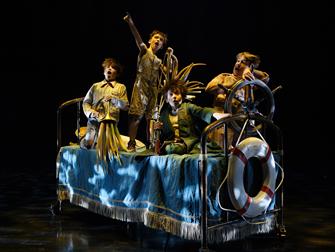 Ingressos para Cirque du Soleil Love - Infância