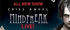 Ingressos para Cirque du Soleil MINDFREAK em Las Vegas