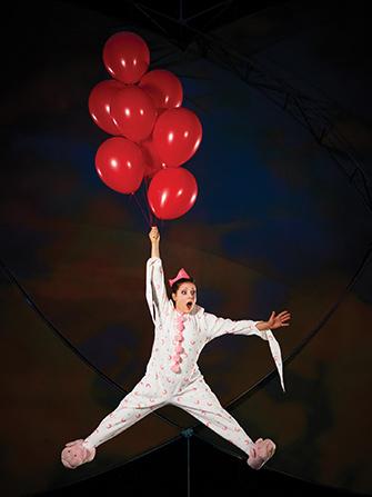 Ingressos para Cirque du Soleil Mystère - Baby Girl