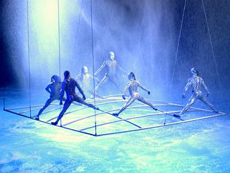 Ingressos para Cirque du Soleil O em Las Vegas - Piscina