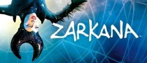 Ingressos para Cirque du Soleil Zarkana