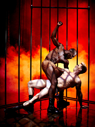 Ingressos para Cirque du Soleil Zumanity - Bailarinos