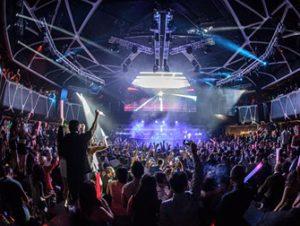 Vida Noturna em Las Vegas - Hakkasan no MGM Grand