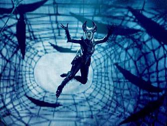 Zarkana Tarantula Cirque du Soleil
