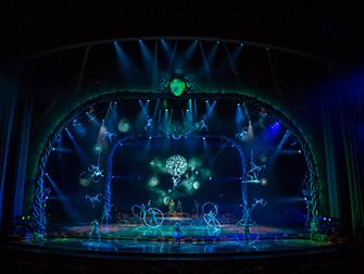 Zarkana do Cirque du Soleil em Las Vegas
