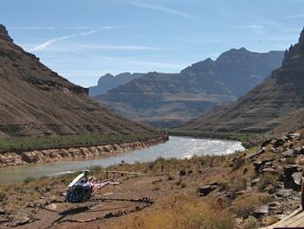 Grand Canyon passeio de helicóptero