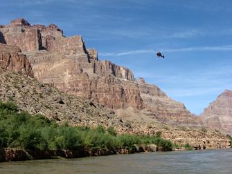 Passeio de helicóptero Grand Canyon