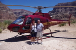 Voo de Helicóptero no Grand Canyon