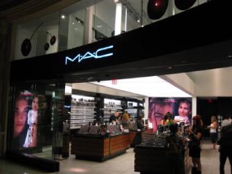 Compras em Las Vegas - MAC
