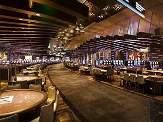 Hotel Aria em Las Vegas - Cassino