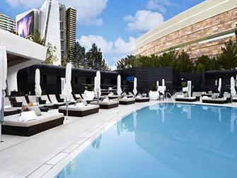 Hotel Aria em Las Vegas - LIQUID Pool Lounge