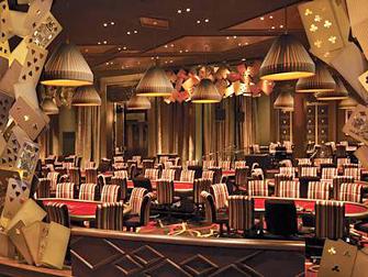 Hotel Aria em Las Vegas - Poker Room