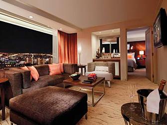 Hotel Aria em Las Vegas - Suite