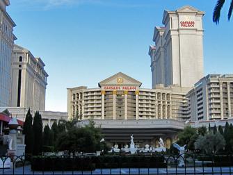 Hotel Caesars Palace em Las Vegas - Exterior
