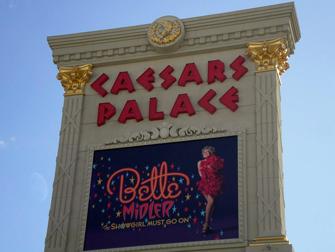 Hotel Caesars Palace em Las Vegas - Shows
