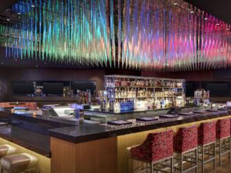Hotel Luxor em Las Vegas - Aurora Lounge