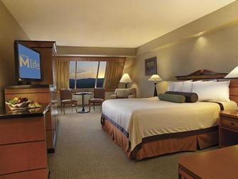 Hotel Luxor em Las Vegas - Pyramid Room