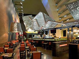 Hotel Luxor em Las Vegas - Tacos & Tequila