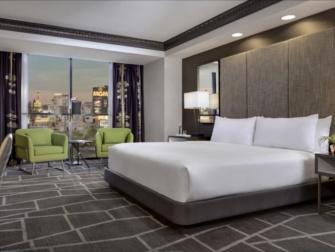 Hotel Luxor em Las Vegas - Tower Premium Room