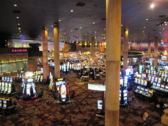 Hotel New York New York em Las Vegas - Cassino
