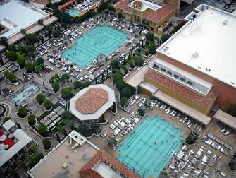 Hotel The Venetian em Las Vegas - Piscinas
