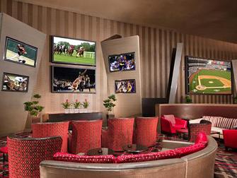 apostas esportivas no ARIA em Las Vegas