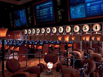 apostas esportivas no Bellagio Las Vegas