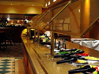 Hotel Circus Circus em Las Vegas - Buffet