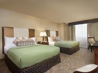 Hotel Circus Circus em Las Vegas - Quarto Duplo