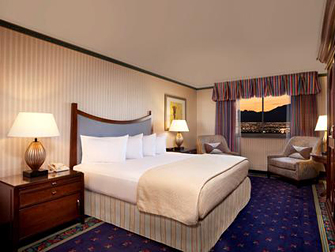 Hotel Circus Circus em Las Vegas - Quarto