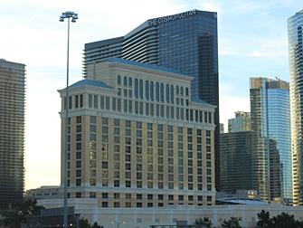 Hotel Cosmopolitan em Las Vegas - Exterior