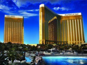 Hotel Mandalay Bay em Las Vegas