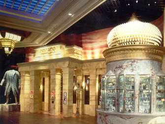Hotel Mandalay Bay em Las Vegas - Red Square