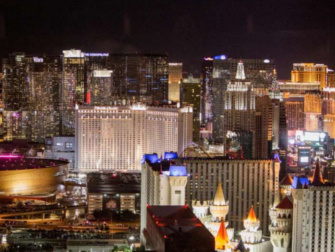 Hotel Mandalay Bay em Las Vegas - Skyfall Lounge