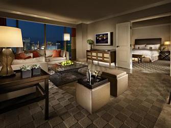 Hotel Mandalay Bay em Las Vegas - Suite