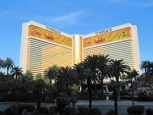 Hotel Mirage em Las Vegas