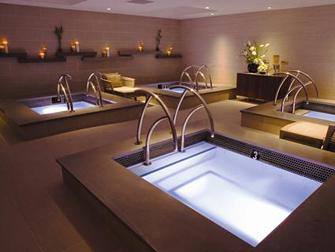 Hotel Mirage em Las Vegas - Spa