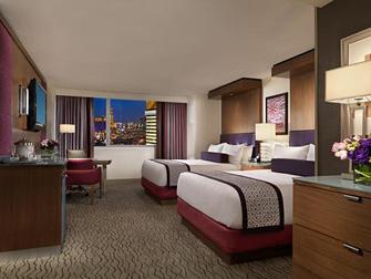 Hotel Mirage em Las Vegas - Suíte Resort Queen