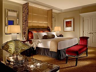 Hotel Palazzo em Las Vegas - Suíte