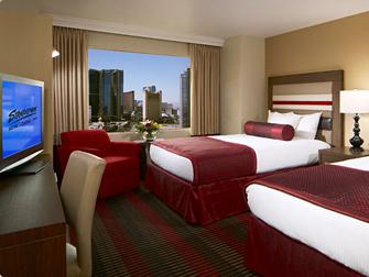 Hotel Stratosphere em Las Vegas - Queens Room