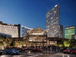 Hotel Park MGM em Las Vegas