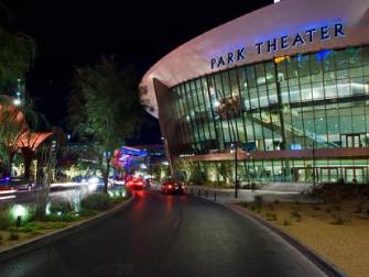 Hotel Park MGM em Las Vegas - Park Theater