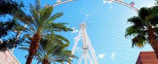LINQ High Roller em Las Vegas