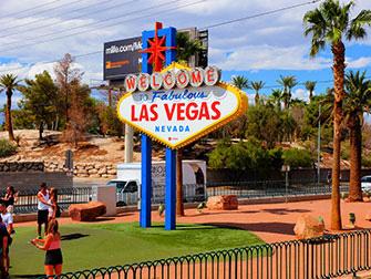 Ônibus Turístico Big Bus em Las Vegas - Welcome to Fabulous Vegas