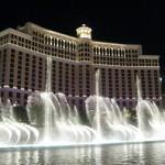 Top 10 em Las Vegas - Fontes Bellagio