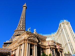 Ingressos para a Torre Eiffel em Las Vegas